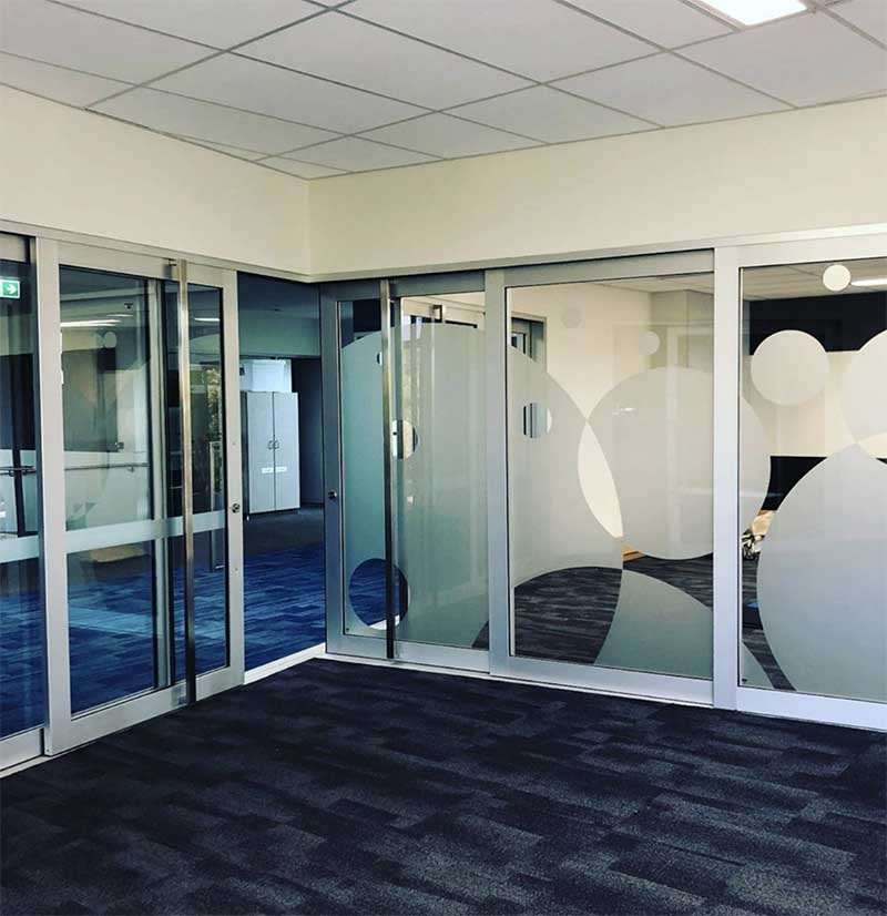 Window tinting for businesses in Adelaide