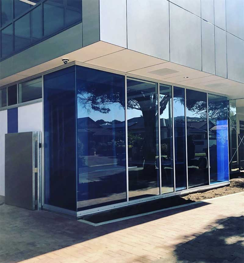 decorative window tinting in Adelaide